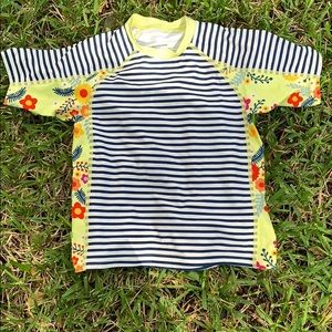 Patagonia kids s/s rash guard